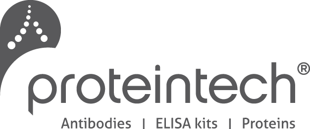 Proteintech logo in grey