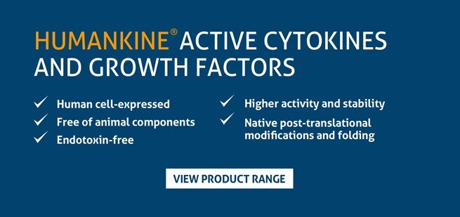 HumanKine Active Cytokines and Growth Factors