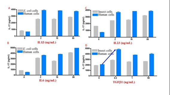 Why Human Cell Expressed Proteins Are Superior for Clinical