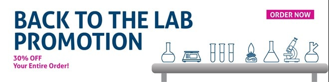 Back to the Lab Promotion
